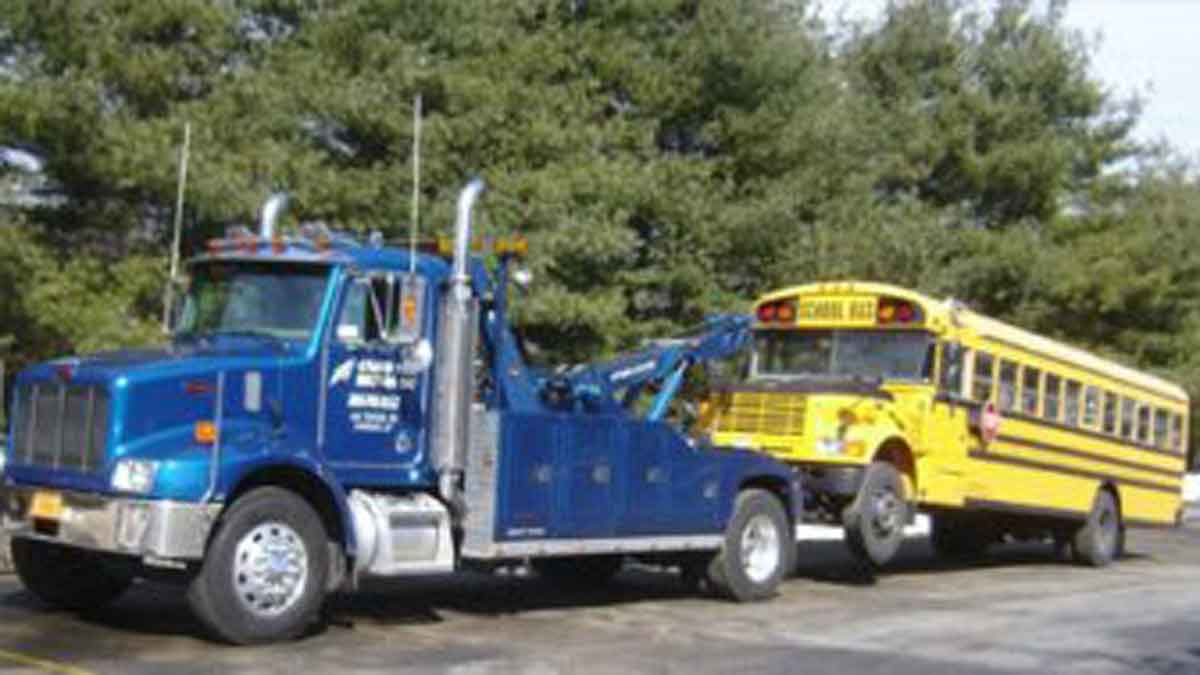 danbury rv towing